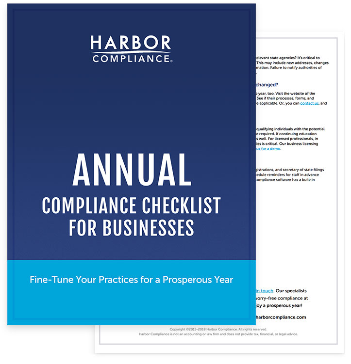annual-compliance-checklist-businesses