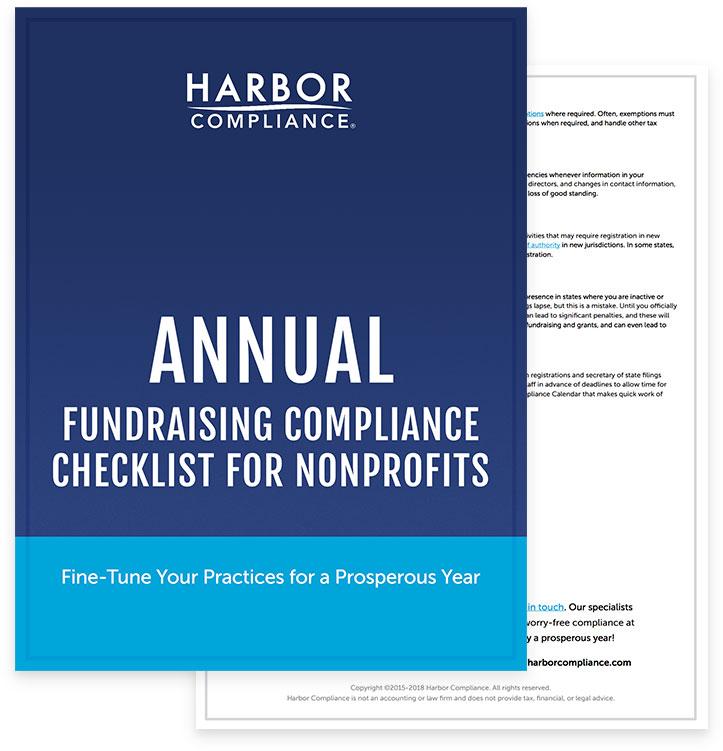 annual-compliance-checklist-fundraising